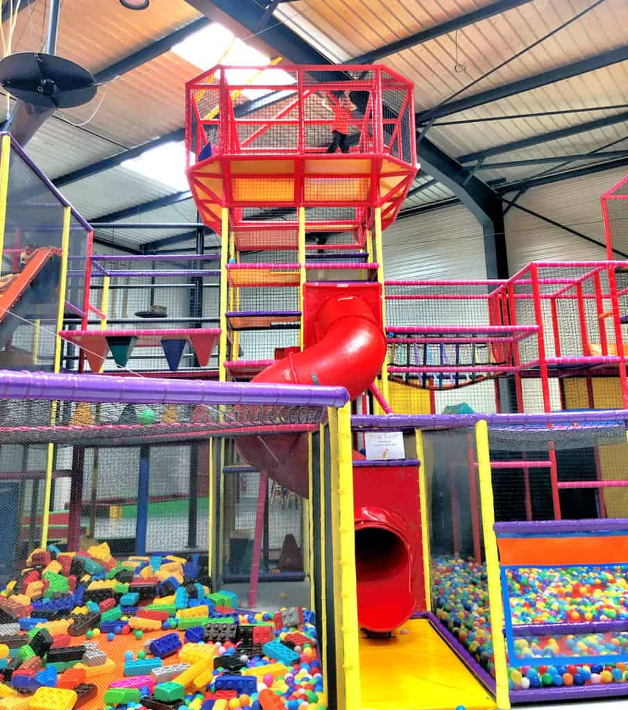 Dunkirk family travel kiddy squat playground france 24a