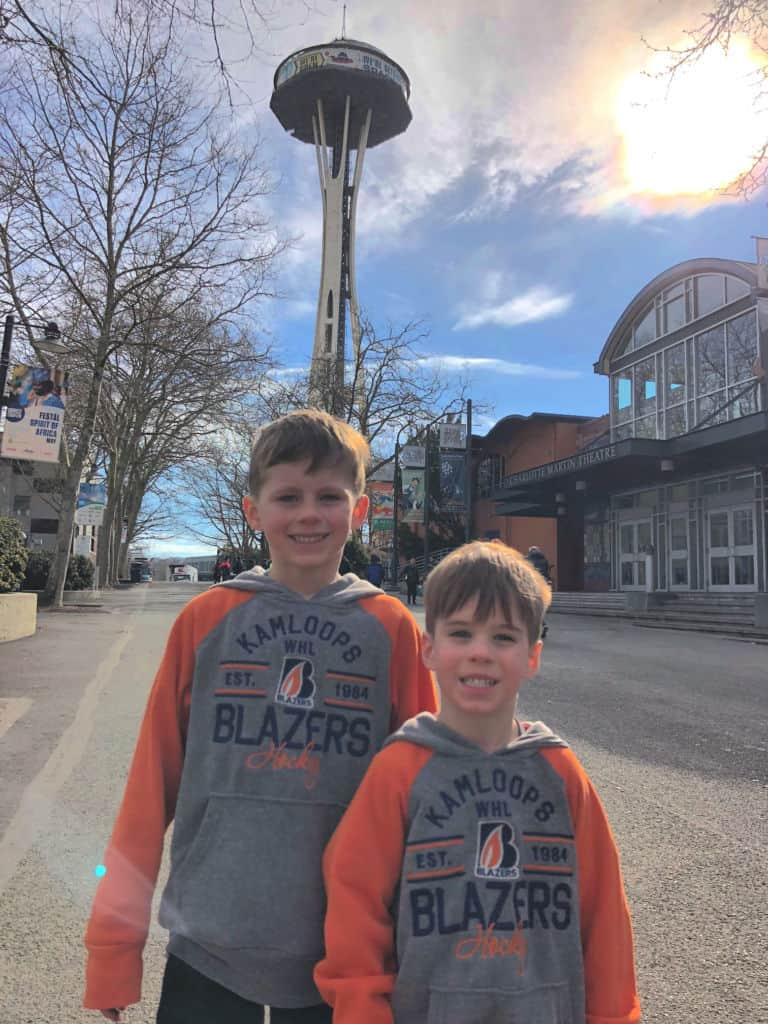 Two days in Seattle with kids 1a