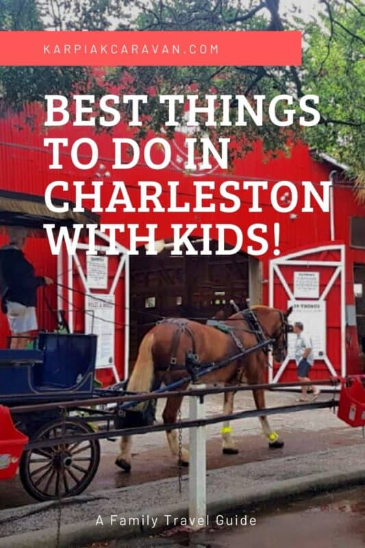 things to do in charleston with kids