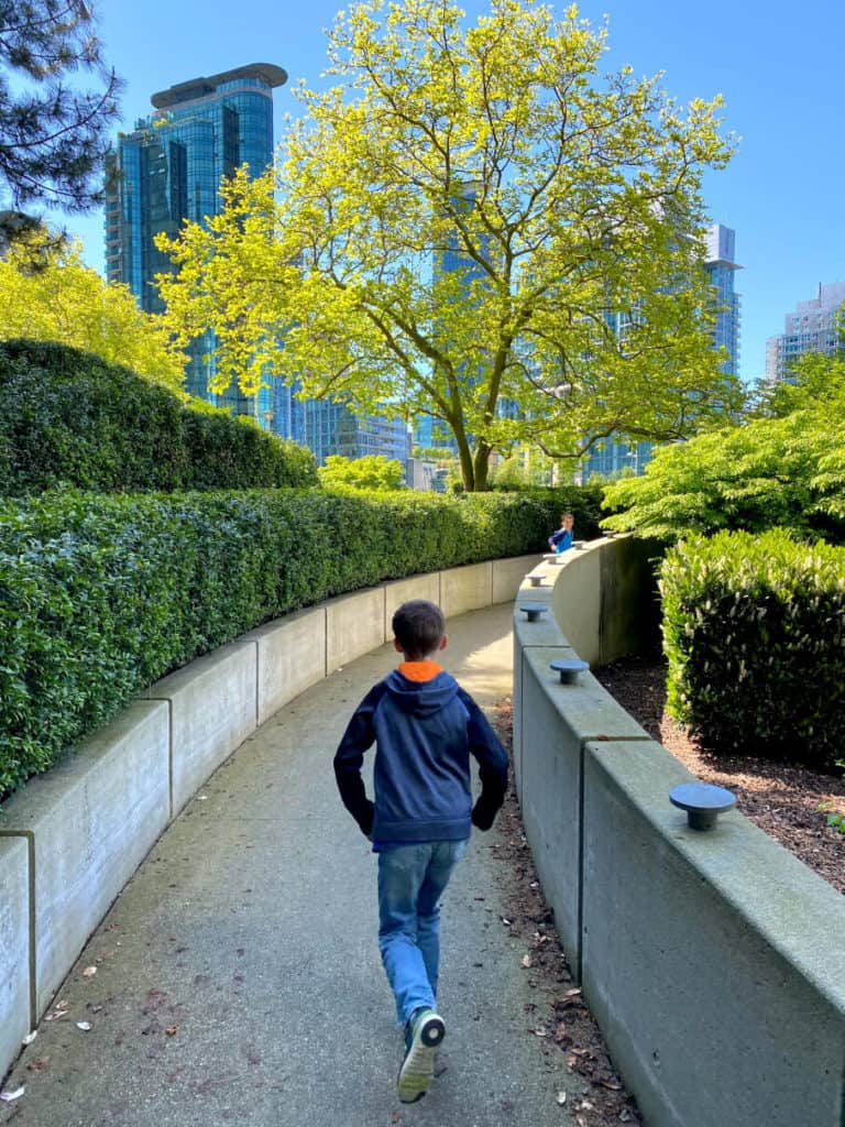 Vancouver with kids