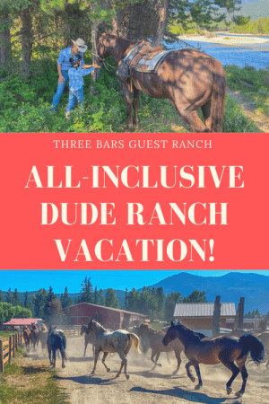 all-inclusive Canadian dude ranch