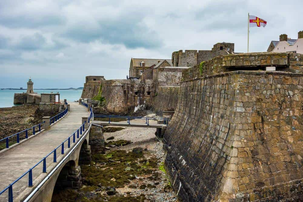 castle cornet is the best things to do on guernsey