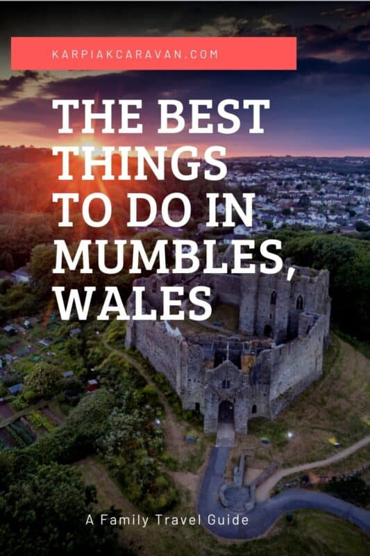 best things to do in mumbles wales