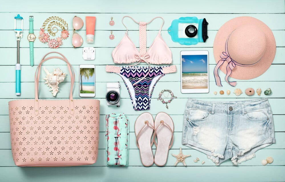 items to pack for vacation